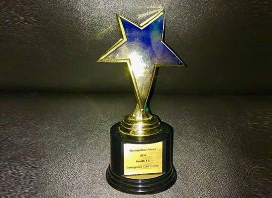 Award Brighton Medical