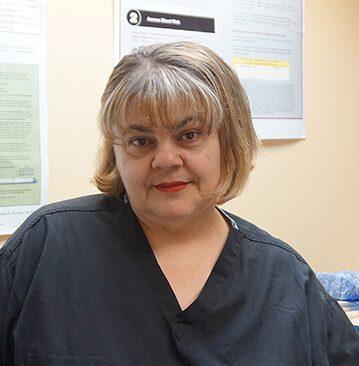 Dr Yelena Shilimova